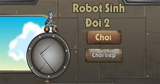 Robot sinh đôi 2
