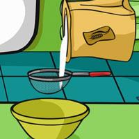 Làm bánh nướng Socola
