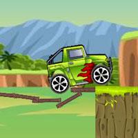 Lái xe Jeep