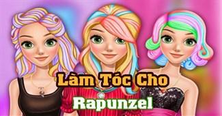 Làm tóc cho Rapunzel
