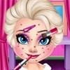 Trang điểm cô bé Elsa