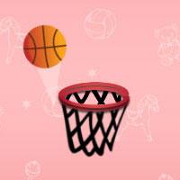 Tập hứng bóng rổ