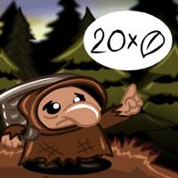 Chú khỉ buồn 121: Lạc trong rừng