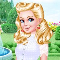 Barbie's Retro Makeover