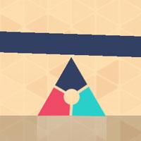 Xoay hình tam giác