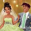 Lễ cưới màu xanh
