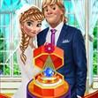 Anna thiết kế nhẫn cưới