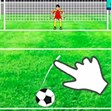 Sút bóng vào lưới