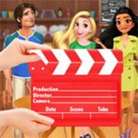 Princesses Love Film Shooting