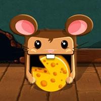 Chuột săn pho mát