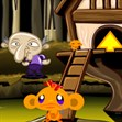 Chú khỉ buồn 202: Ngôi nhà gỗ