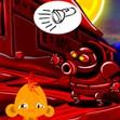 Chú khỉ buồn 203: Ngôi nhà màu đỏ