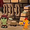 Chú khỉ buồn 178: Chiếc mũ thổ dân