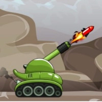 Xe tăng bắn tên lửa