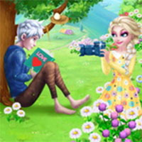 Elsa And Jack's Love First Encounter