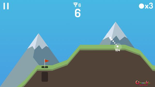Đánh Golf mini tại GameVui
