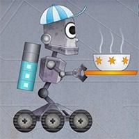 Robot tìm đường