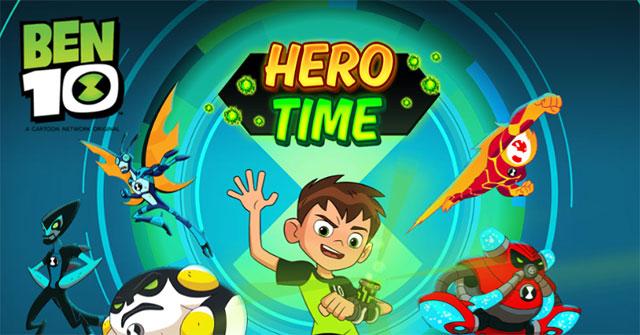 Ben 10: Hero Time
