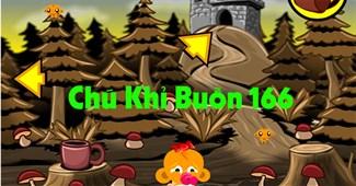 Chú khỉ buồn 166: Pháo đài trung cổ