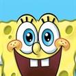 Spongebob nhặt đồ ăn