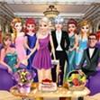 Elsa dự tiệc gia đình