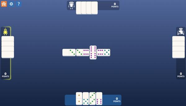 Chơi game Domino trên GameVui
