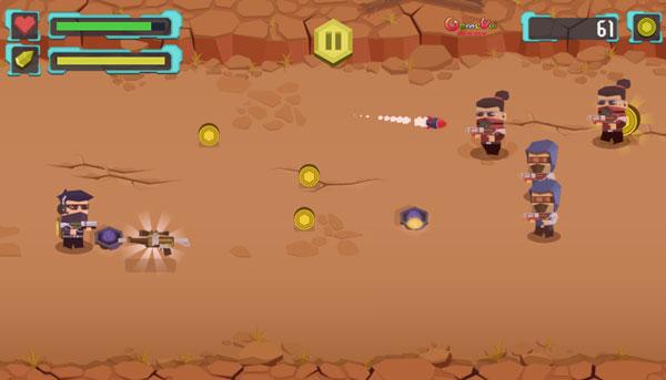 Chơi game Thợ săn quái vật trên GameVui