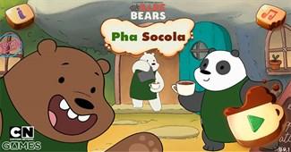 Anh em nhà gấu trúc: Pha socola