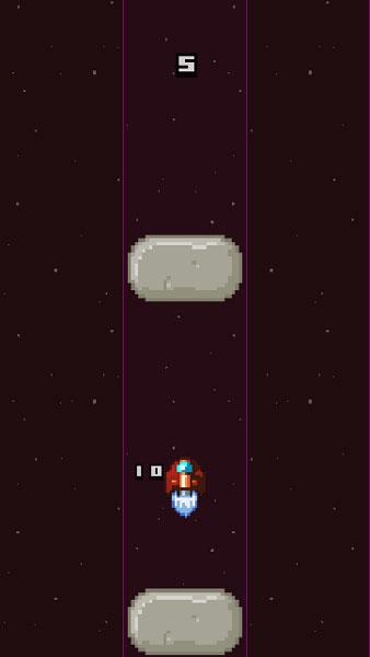 Chơi game Tên lửa siêu tốc trên GameVui