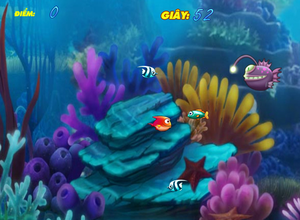 Chơi game Cuộc sống đại dương trên GameVui