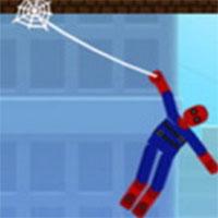 Người nhện đu dây