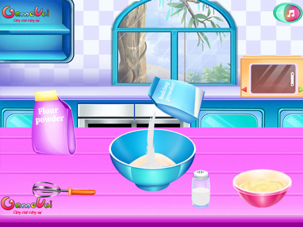 How To Play Vincy Cooking Rainbow Birthday Cake