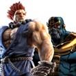 Thanos vs Akuma