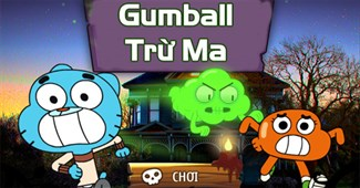 Gumball trừ ma