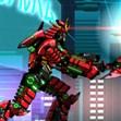 Lắp ghép Robot Samurai