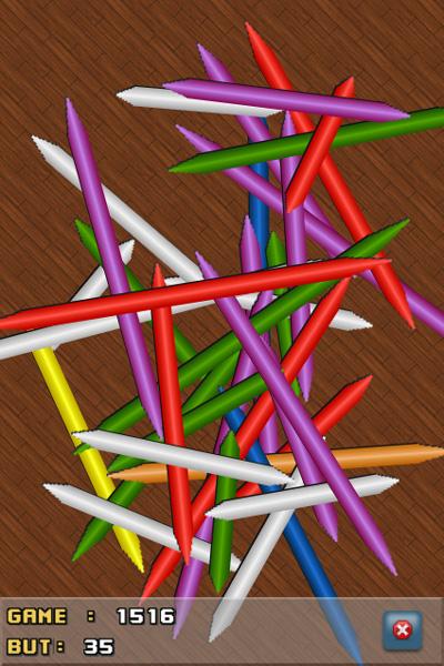 Chơi game Nhặt bút màu trên GameVui