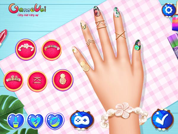 Chơi game Thời trang công chúa Moana tại GameVui
