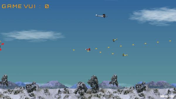 Chơi game Máy bay chiến đấu 2 tại GameVui