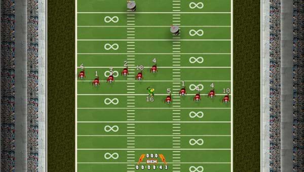 Chơi game bóng bầu dục tại GameVui