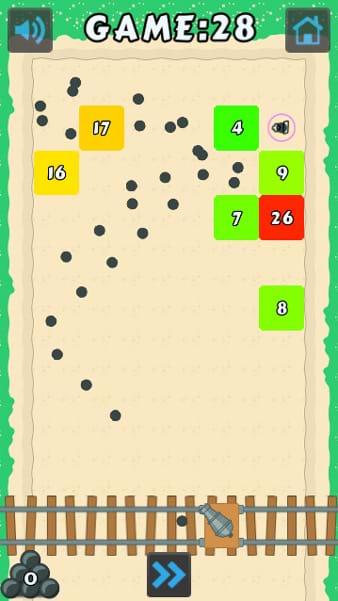 Chơi game Pháo bắn số trên GameVui