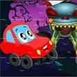 Halloween: Ghép hình ô tô