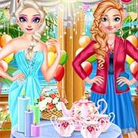 Bffs Summer Tea Party