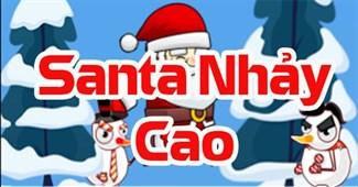 Santa nhảy cao