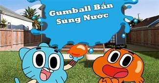 Gumball bắn súng nước