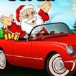 Ông già Noel lái xe