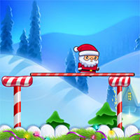 Santa adventure in candyland 2019