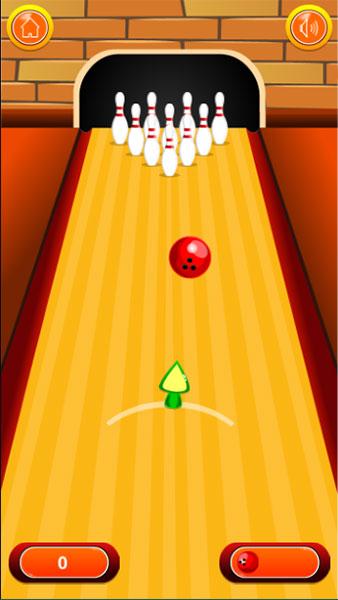 Ném bowling