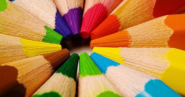 Trong các màu dưới đâu mà nào là màu mà bạn yêu thích nhất?