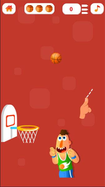 Vẽ đường bóng rổ