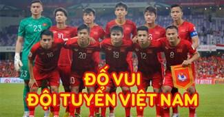 Đố vui Đội tuyển Việt Nam